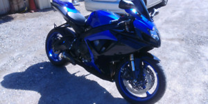 2007 GSXR 600. One of a Kind.