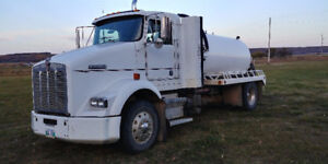 2000 Kenworth T800 Septic Truck
