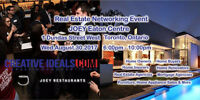 Real Estate Networking Event at JOEY Eaton Centre!