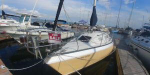 Sailboat for sale CS27
