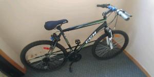 CCM front suspension 20' mountain bike