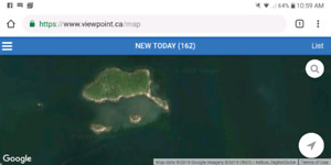 Island for sale on Eastern Shore