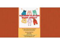 CHILDREN CLOTHING SWAP PARTY, 25.09.2021, 1 Trowbridge Rd E9 5LD - £3/FREE