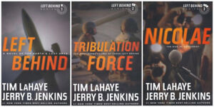 Hard Cover 12-Book Left Behind Series