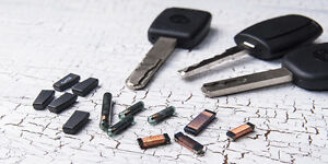 High quality car keys, blank blades & Locksmith