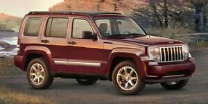 2017 Jeep Liberty Liberty Limited