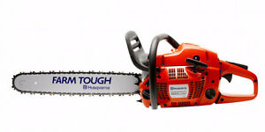 "Husqvarna 455 Rancher - 18"" Chainsaw"