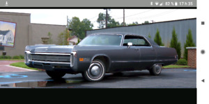 Chrysler Imperial 1969-1973
