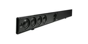 Home audio bundle 5.1 Passive Soundbar + Subwoofer