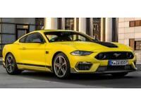 Mustang MACH 1 5ltr 460ps V8 6 Speed TREMEC Box