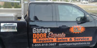 Garage doors &openers repair and installation