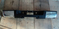 2011 GMC or Chevrolet rear bumper with sensors