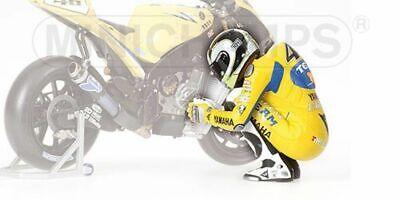 1:12 Valentino ROSSI figure crouching Yamaha MotoGP 2006 MINICHAMPS 312 060046