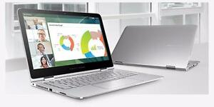 HP Spectre x360 13 4150ca - Core i7 6500U 2.60 Ghz - 8 GB RAM - 256 GB SSD - HD Graphics 520 4114 MB with 2560 x 1440