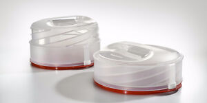 Brand new Tupperware Collapsible Cake Taker