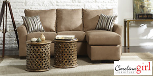 Brand NEW Montana Mocha 2PC Sectional! Call 204-726-3499!