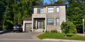 Maison à vendre Chutes Wilson St-Jerome