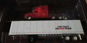 Diecast semi-trailers