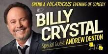 Billy Crystal 3 Sliver tickets July 11th Sydney Sydney City Inner Sydney Preview