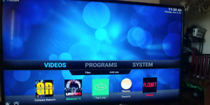 Android tv programming +free iptv cp24+repairs