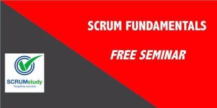 Agile & Scrum Fundamentals Seminar (ASFS)