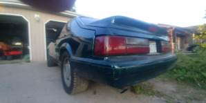1993 ford mustang 5.0 (UPGRADES)