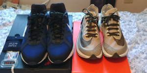 Nike zoom fly sp and air max size 13