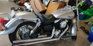 2005 Kawasaki Vulcan Classic 1500cc
