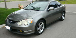 2002 Acura RSX Premium 70,000 km on New Engine