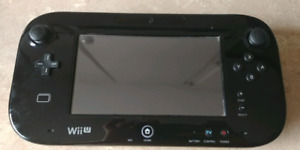 Wii u and 2 games for sale