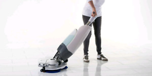 Clinic and office cleaning and sanitizing