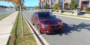 2009 Mazda Mazda3 CX Sedan