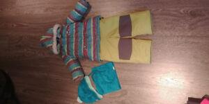 Manteau / pantalon / accessoire / hiver / Souris Mini