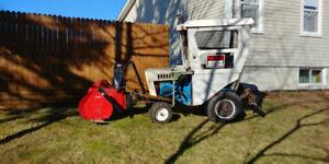Sears Suburban Garden Tractor 12hp