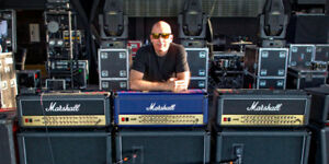 Marshall JVM 410 HJSB head and cab Limited edition Joe Satriani