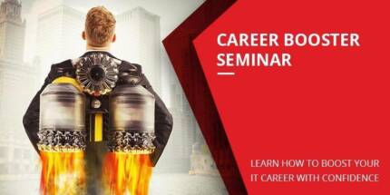 Career Booster Seminar (CBS) - Job Search Strategies for IT Jobs