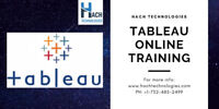 Tableau Online Training in USA