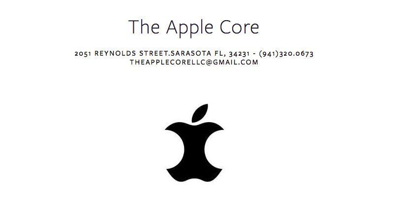 The Apple Core-Sarasota