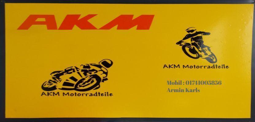 AKM-Motorradteile