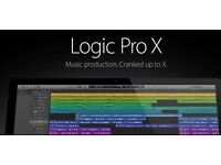 Final Cut pro x and Logic Pro x Genuine BRAND NEW SOFTWARE FREE RECORDED DELIVERY