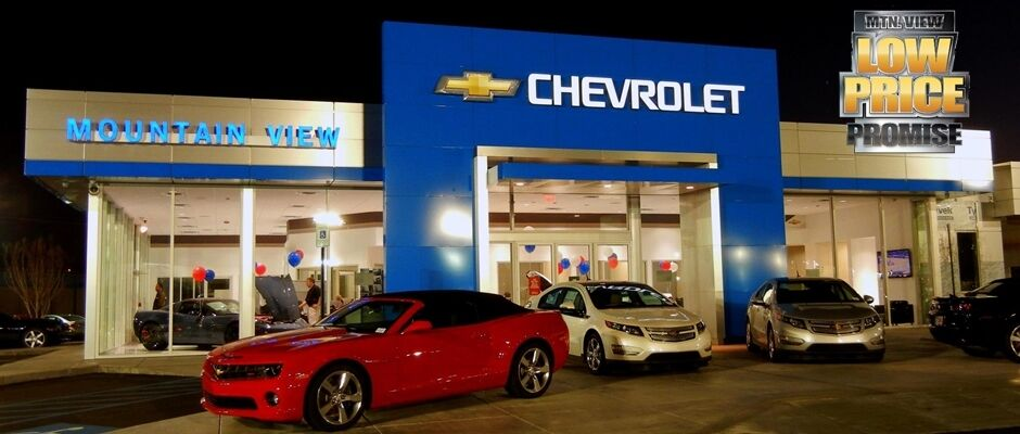 Mtn View Chevrolet