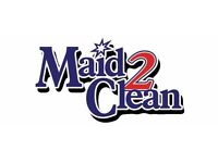 RELIABLE DOMESTIC / HOUSE CLEANERS WANTED IN ACTON / SHEPHERDS BUSH / HOLLAND PARK £8.75-£9.50p/h