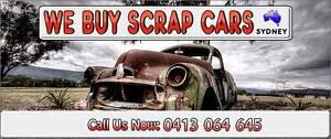 We Buy Scrap Cars Sydney  Wolli Creek Rockdale Area Preview