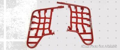 DG Performance Steel Nerf Bars for a Suzuki LTZ400; 54-6400 Dg Steel Nerf Bars