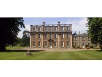Manager Operations & Guest Relations : Historic Grade I stately home recently open to public