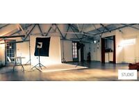 Studio Bee, Manchester City Centre Photography Studio Available to Hire.