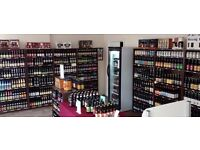 Retail shop to let with or without Beer Shop business. On & off licence! Micropub?