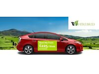 £225/Week - PCO CAR HIRE/UBER RENT BRAND NEW TOYOTA PRIUS 17 PLATE INCLUDING COMPREHENSIVE INSURANCE