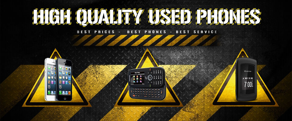 Certified Cell Phones and Parts