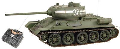 Torro RC Panzer Russ. T34 1:16 mit Infrarot